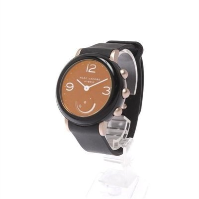 Marc Jacobs Wrist Watches Black