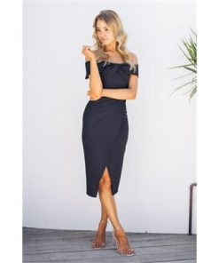 Seaside Dress - Black