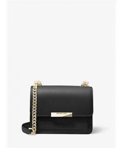 Jade Extra-Small Leather Crossbody Bag