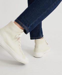 Premium Pacific High Top Soft White