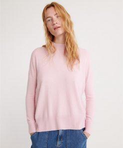 Jayden Luxe Jumper Soft Pink Marle